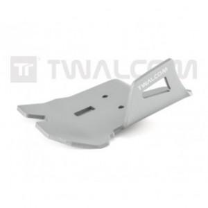 Προστατευτικό διαφορικού Twalcom BMW R 1250 GS/Adv. ασημί