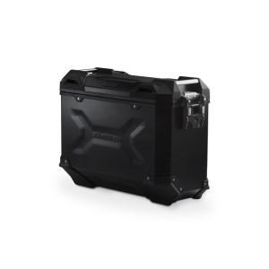 Πλαϊνή βαλίτσα SW-Motech TRAX ADV 37 lt. μαύρη B-STOCK (δεξιά πλευρά)