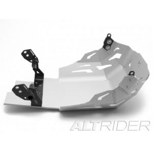 Ποδιά κινητήρα AltRider KTM 1050-1090 Adventure/R ασημί