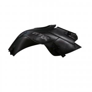 Κάλυμμα ντεποζίτου Bagster Kawasaki GTR 1400 -09 μαύρο