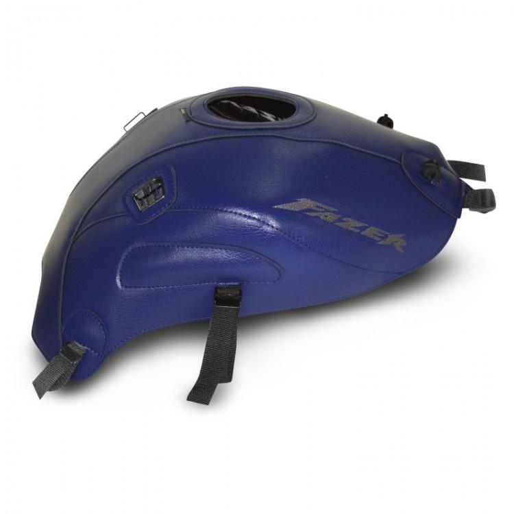 Κάλυμμα ντεποζίτου Bagster Yamaha FZS 600 Fazer 02-03 σκούρο μπλε