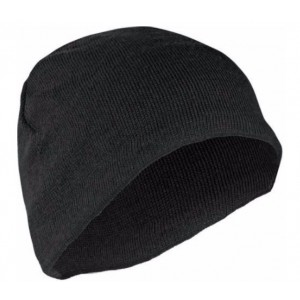 Σκουφάκι με επένδυση fleece μαύρο