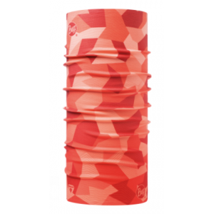 Buff Thermonet Block Camo Flamingo Pink (μαντήλι λαιμού)