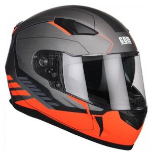 CGM 317G Silverstone fluo πορτοκαλί ματ