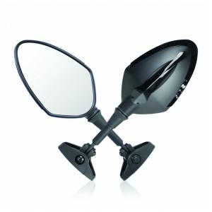 Καθρέπτες universal Chaft Story για fairing μαύρος (σετ)