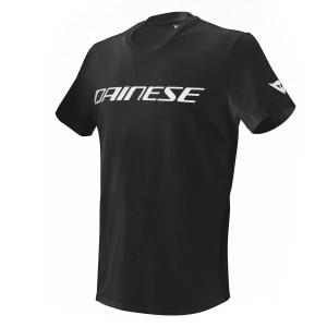 T-Shirt Dainese μαύρο λευκό