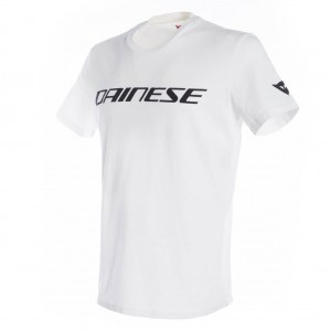 T-Shirt Dainese λευκό μαύρο