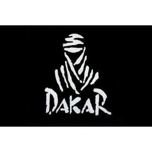Αυτοκόλλητα Dakar Sticker III λευκό