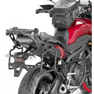 Βάσεις πλαϊνών βαλιτσών (ίσιες) rapid release Yamaha MT-09 Tracer -17