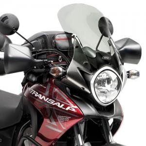 Ζελατίνα GIVI Honda XL 700V Transalp 2008- ελαφρώς φιμέ