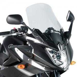 Ζελατίνα GIVI Yamaha XJ6 Diversion 09- ελαφρώς φιμέ