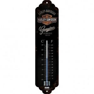 """Θερμόμετρο τοίχου """"Harley-Davidson Genuine"""""""