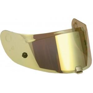 Ζελατίνα κράνους HJC RPHA 70 καθρέπτης χρυσό