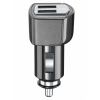 Aντάπτορας Interphone 12V με έξοδο διπλό USB 3.1A
