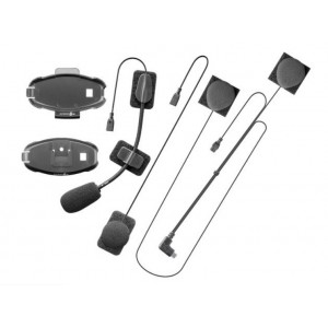 Σετ ακουστικά νέου τύπου, μικρόφωνα, βάσεις για σειρές Interphone Active/Connect