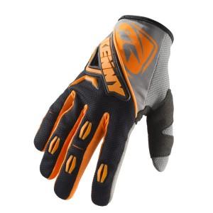 Γάντια Kenny Titanium Enduro / MX μαύρα πορτοκαλί