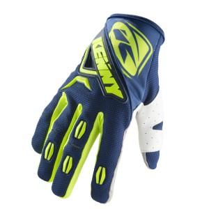 Γάντια Kenny Titanium Enduro / MX μπλε κίτρινα