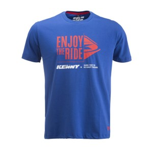 T-shirt Kenny Lifestyle μπλε