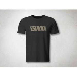 T-shirt Legend Gear μαύρο