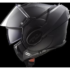 LS2 Valiant FF399 μαύρο ματ