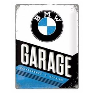 Πινακίδα BMW Garage