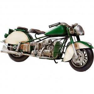 Μινιατούρα Retro Indian πράσινη