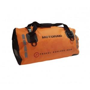 Αδιάβροχος σάκος MotoRAID 40 lt. ADVENTURE πορτοκαλί (ver 4)