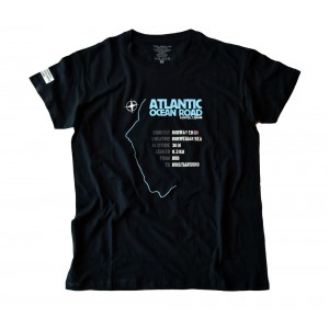 T-shirt -Ready to PASS- Atlantic Ocean Road