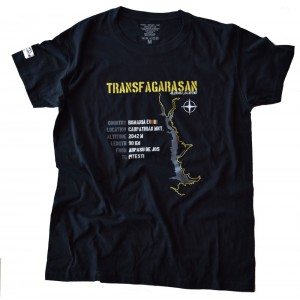 T-shirt -Ready to PASS- Transfagarasan