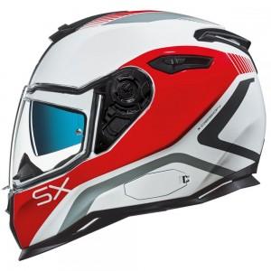 NEXX SX.100 Popup λευκό κόκκινο
