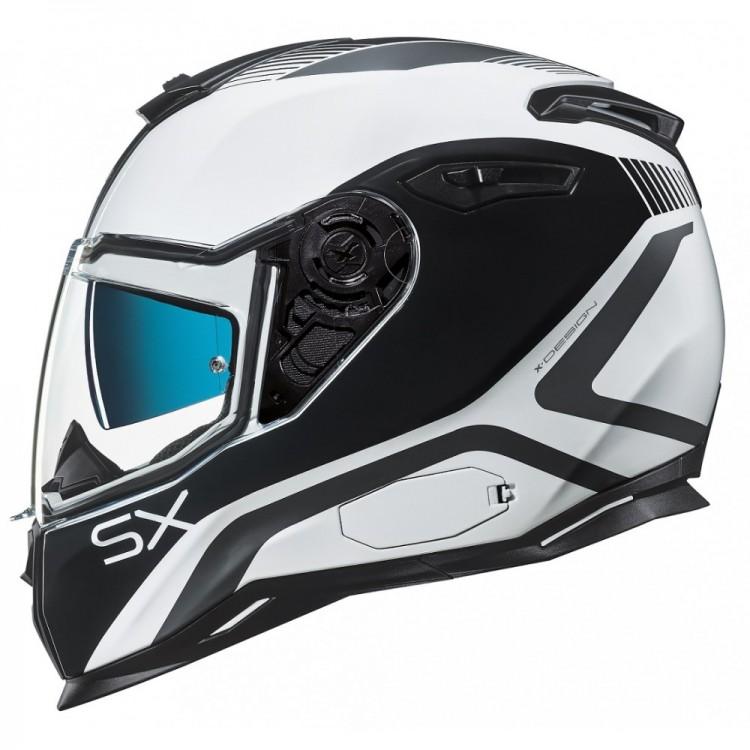 NEXX SX.100 Popup λευκό μαύρο