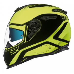 NEXX SX.100 Popup neon κίτρινο μαύρο
