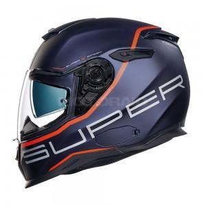 NEXX SX.100 Superspeed navy μπλε κόκκινο ματ