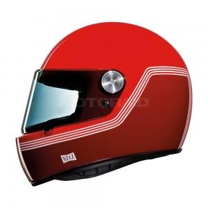 NEXX X.G100R Motordrome κόκκινο