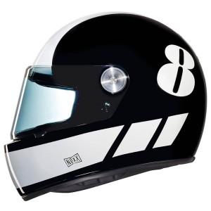 NEXX X.G100R Billy B μαύρο λευκό