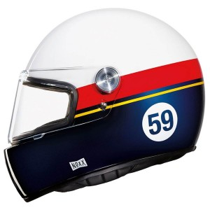 NEXX X.G100R Grand Win λευκό κόκκινο μπλε