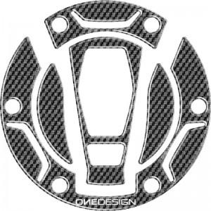 Κάλυμμα τάπας ντεποζίτου One design BMW keyless carbon look