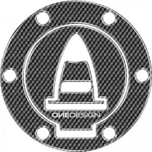 Κάλυμμα τάπας ντεποζίτου One Design Ducati Multistrada carbon look