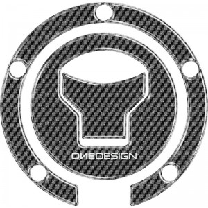 Κάλυμμα τάπας ντεποζίτου One Design Honda 14- carbon look
