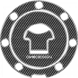 Κάλυμμα τάπας ντεποζίτου One Design Honda carbon look
