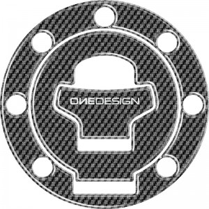 Κάλυμμα τάπας ντεποζίτου One Design Suzuki -02 carbon look