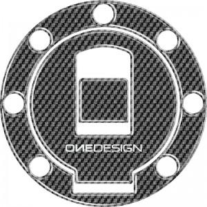 Κάλυμμα τάπας ντεποζίτου One Design Yamaha -99 carbon look