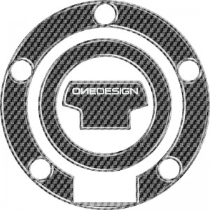 Κάλυμμα τάπας ντεποζίτου One Design Yamaha 00- carbon look