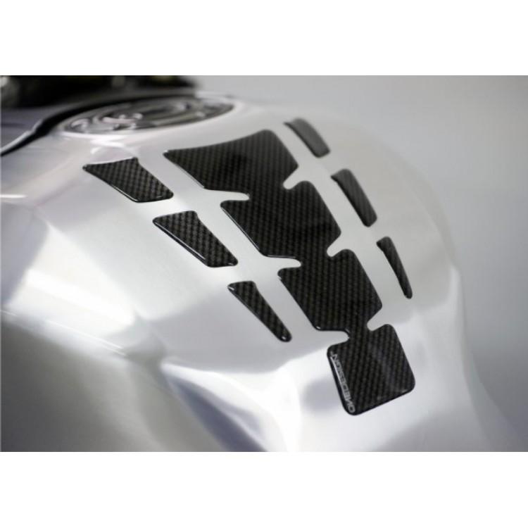Tankpad One Design carbon look 21 εκ.