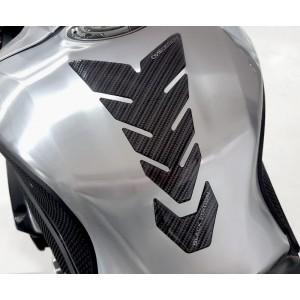 Tankpad One Design black edition carbon look