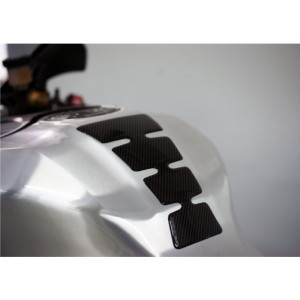 Tankpad One Design carbon look 21 εκ. (μακρύ)