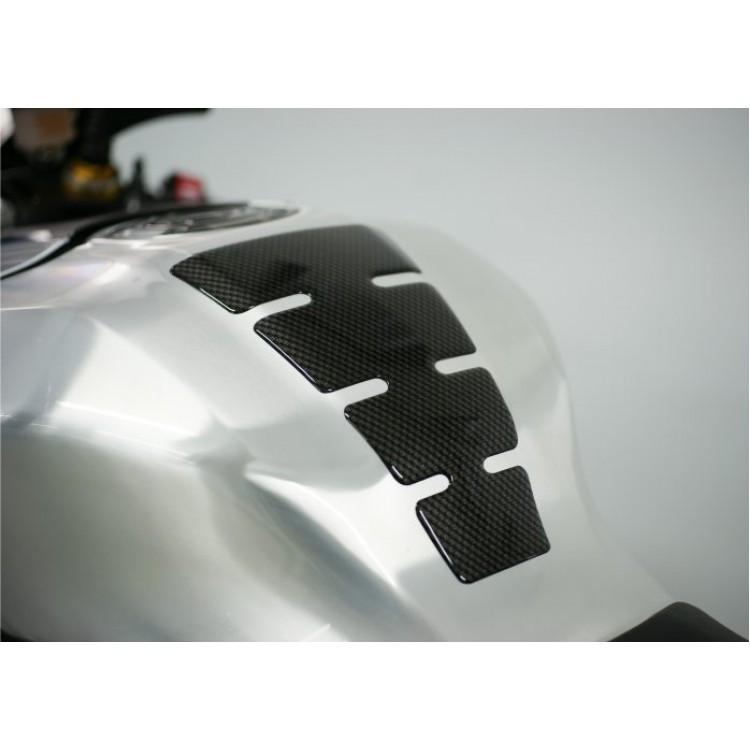 Tankpad One Design carbon look 22 εκ. (μακρύ)