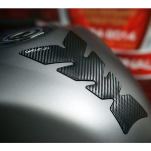Tankpad One Design soft touch carbon μαύρο ματ