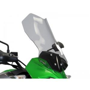 Ζελατίνα Flip Powerbronze Kawasaki Versys X 300 σκούρο φιμέ