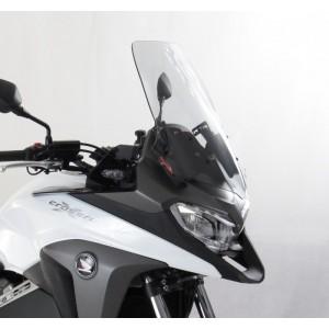 Ζελατίνα Flip Powerbronze Honda VFR 800 CrossRunner 15-16 ελαφρώς φιμέ